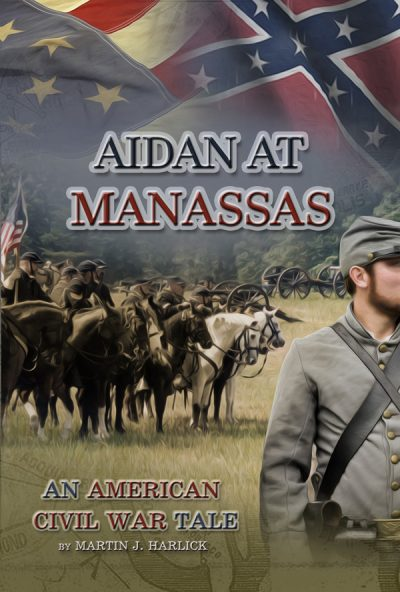Aidan at Manassas